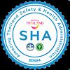 Logo der SHA Klassifizierung für Thailand.